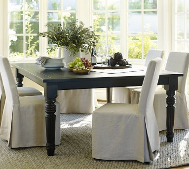 Pottery barn black