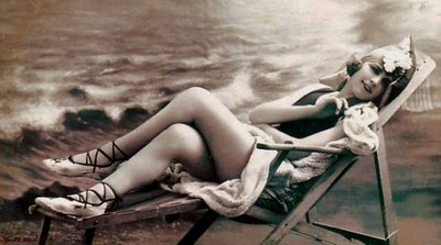 1920swimsuitchair