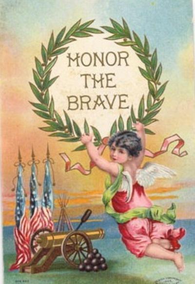 Patrioticangelwreathmemorialday2